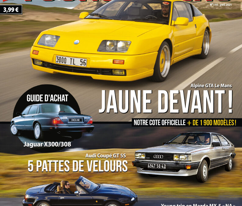 Youngtimers n°119 – Avril 2021