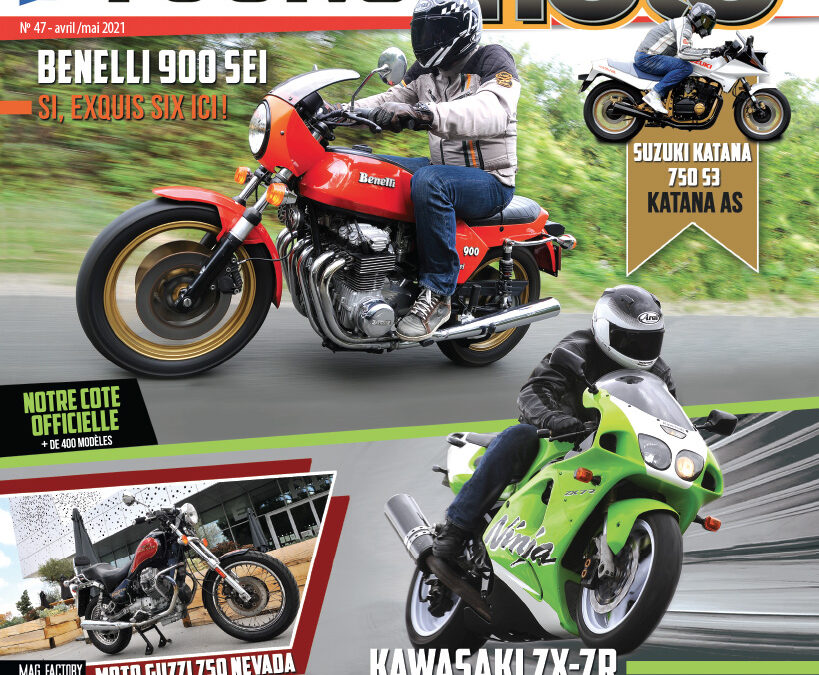 Youngtimers Moto n°47 – Avril/mai 2021