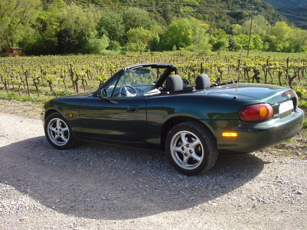 vends mazda mx5 nb youngtimers. Black Bedroom Furniture Sets. Home Design Ideas