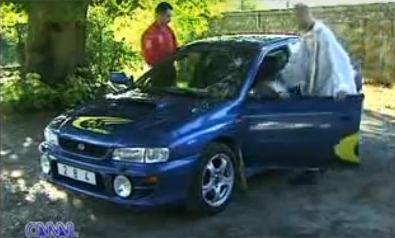 La vidéo Youngtimers du mois : l'Abbé et sa Subaru
