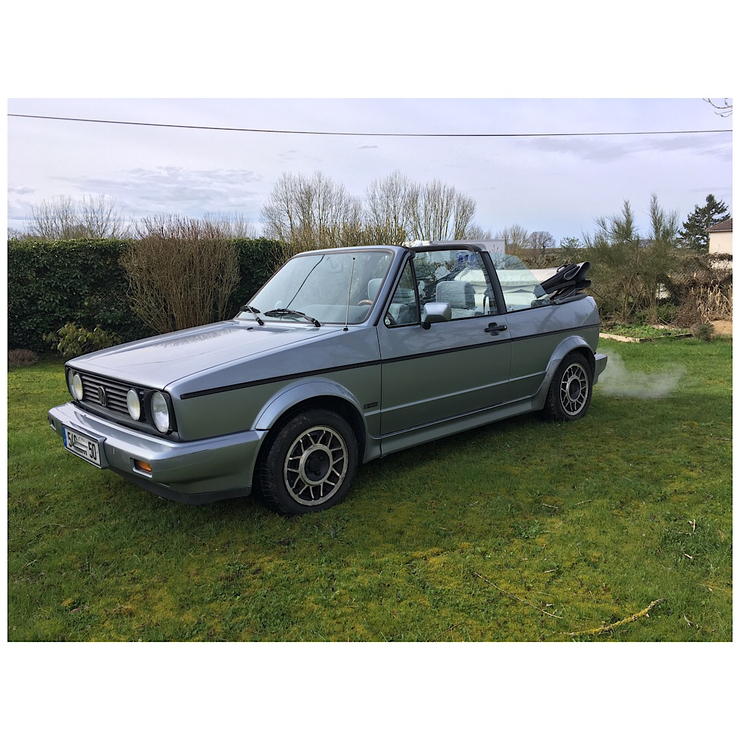 volkswagen golf 1 cabriolet youngtimers. Black Bedroom Furniture Sets. Home Design Ideas