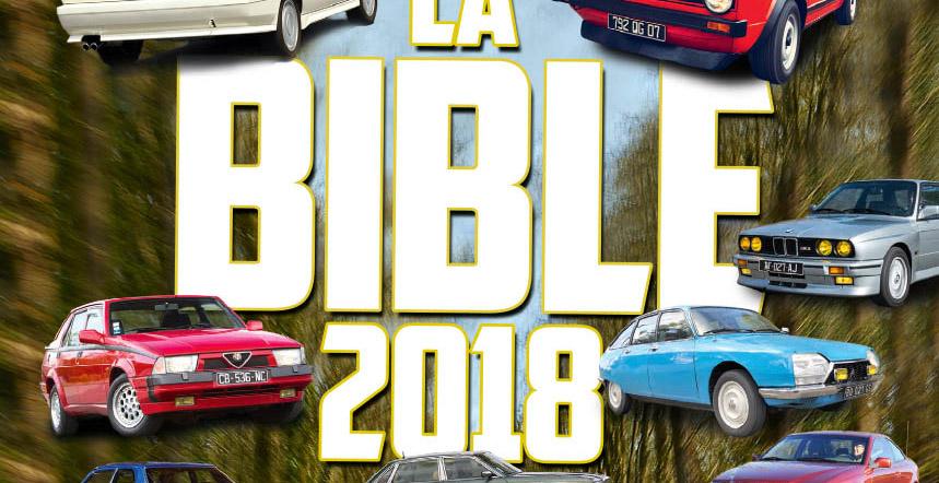 La Bible 2018 est arrivée en kiosque !