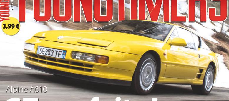 Yugo, Ferrari, Alpine, R19 et Scirroco au programme de Youngtimers N° 87