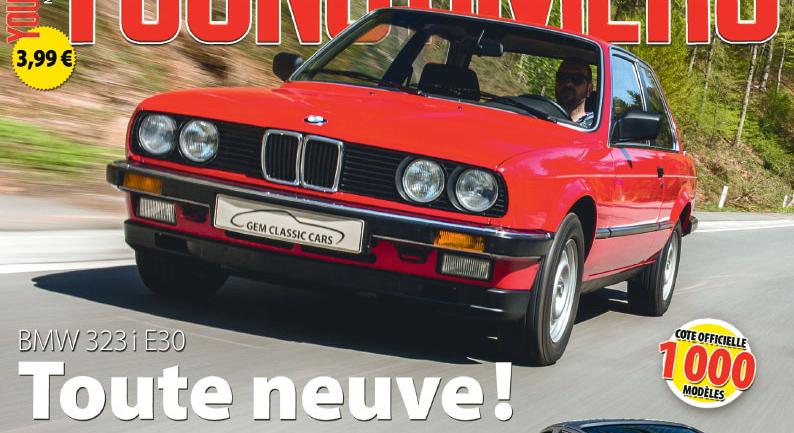 Nous avons essayé une BMW 323i E30 neuve !