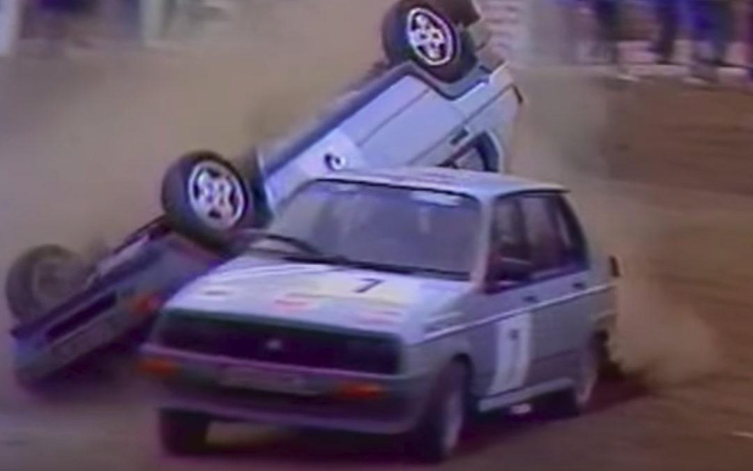 La vidéo du mois : défi TF1 RMC 1985