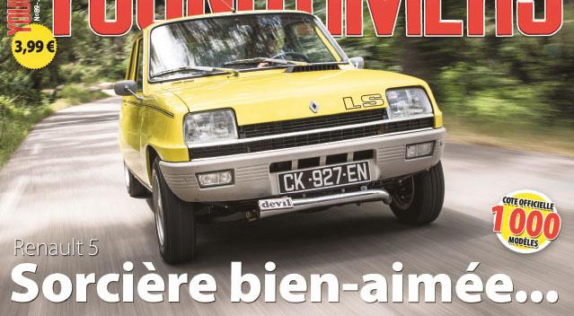 Renault 5, Opel Manta Fréquelin et Mercedes SL dans le Youngtimers d'été !