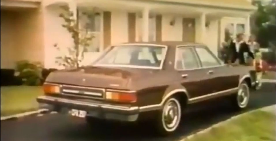 Vidéo du mois : Ford Granada contre Mercedes W123