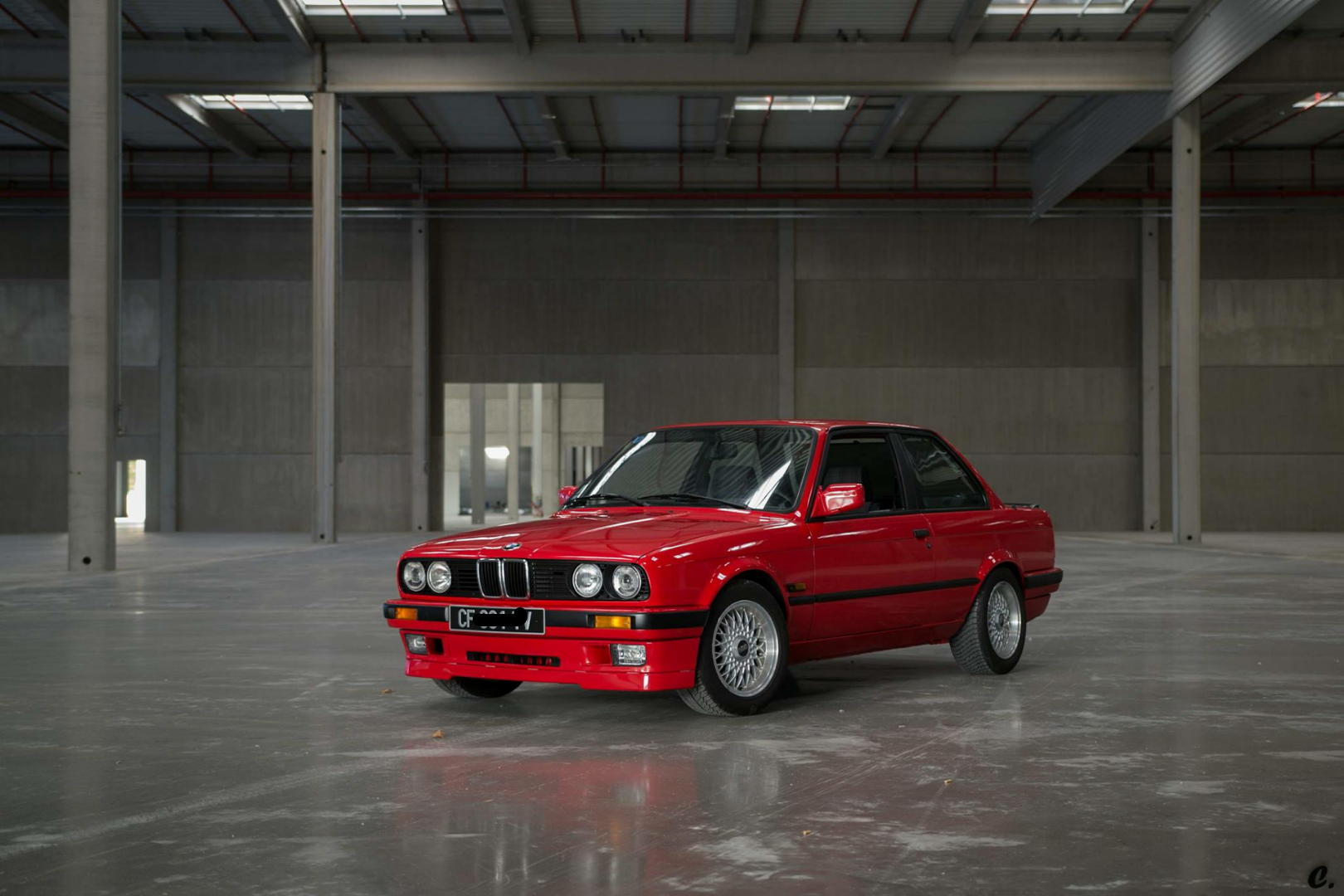 bmw 318is e30 youngtimers youngtimers. Black Bedroom Furniture Sets. Home Design Ideas