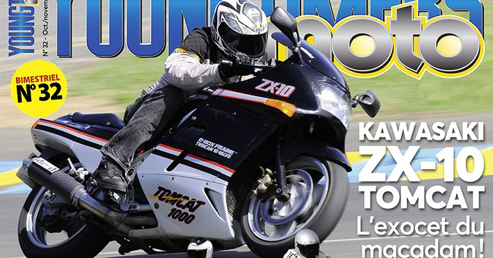 Youngtimers Moto N°32 est en kiosque !