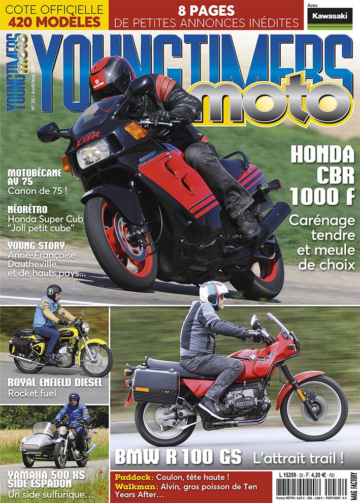 Youngtimers Moto n°35 est en kiosques !