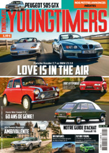 Youngtimers n°97 avril 2019
