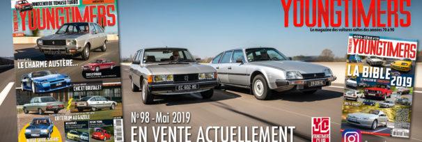 Renault 20, Venturi 400 GT, Jaguar X300, Peugeot 604 GTD Turbo, Citroën CX 25 TRD Turbo, Innocenti De Tomaso Turbo, Mercedes W123 ur