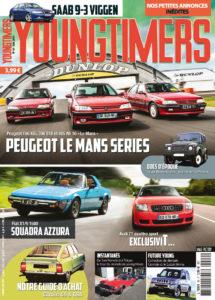 Peugeot Le Mans, Saab 9-3 Viggen, Audi TT Sport Quattro, Fiat X1/9, Citroën GS, Defender