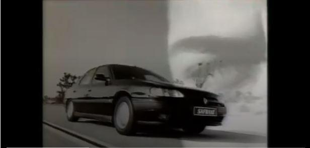 Safrane, laissez le plaisir conduire. (1992)