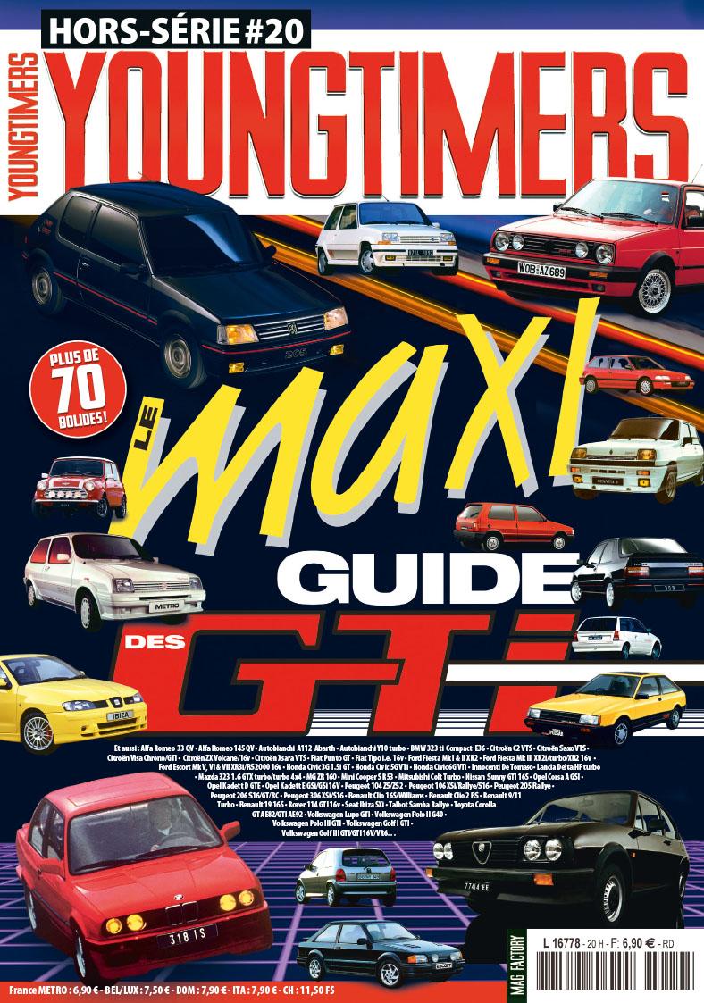 Youngtimers hors-série : Le Maxi Guide des GTI
