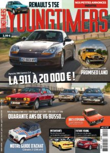 Youngtimers n°101 Septembre 2019