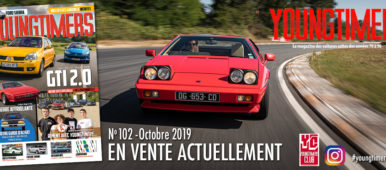Youngtimers n°102 (octobre 2019)