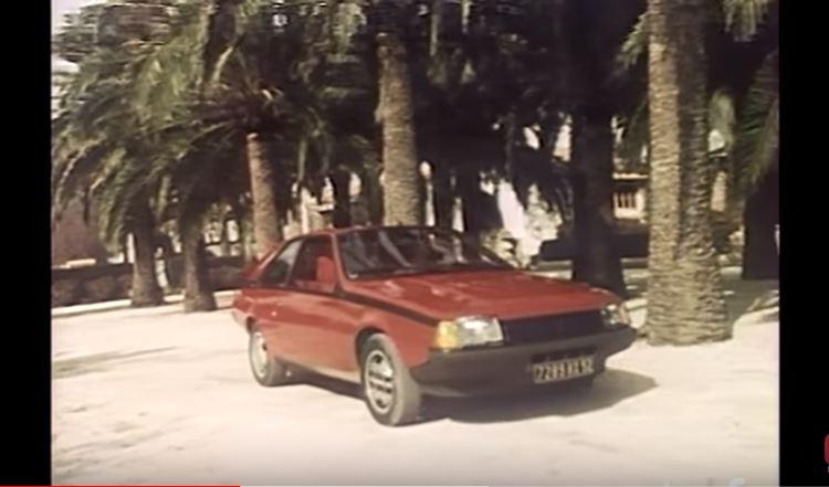[YOUNG TV] Vidéo du mois : La Renault Fuego – 1980