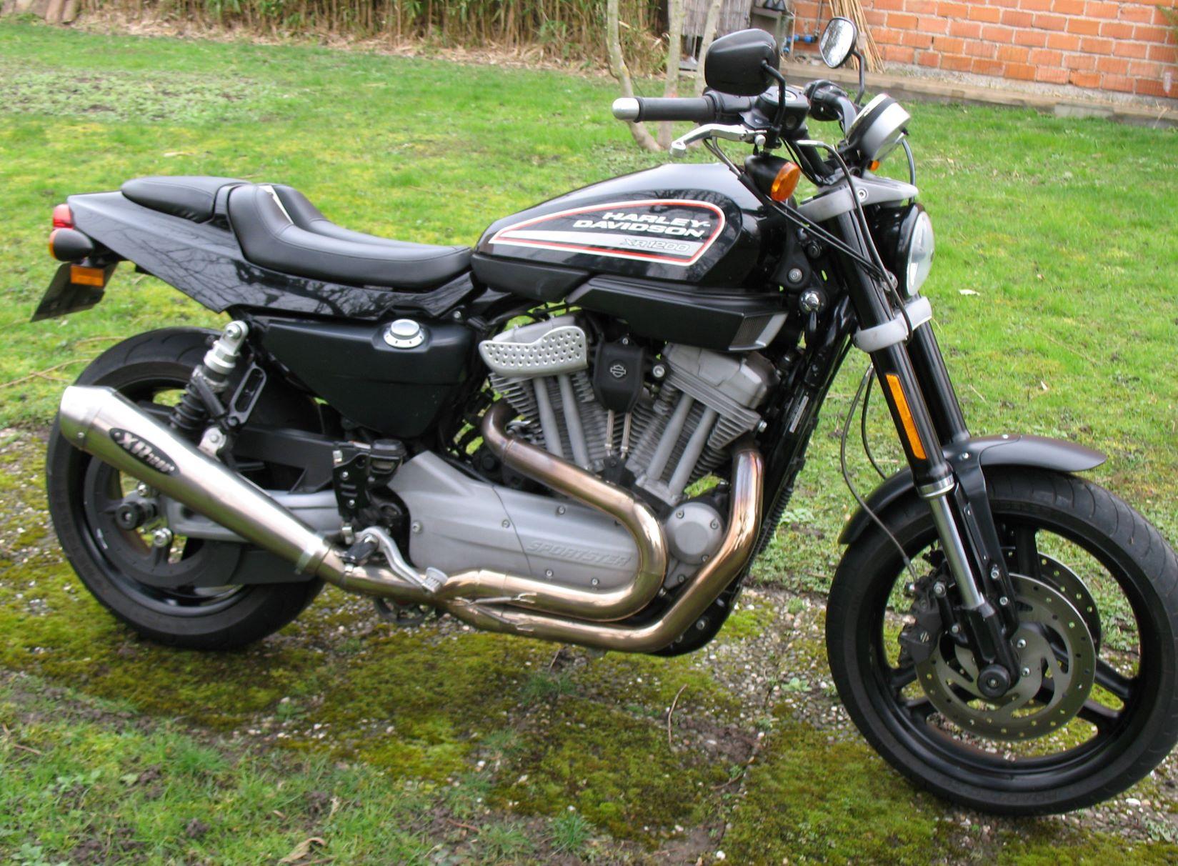 Harley Davidson 1200 XR