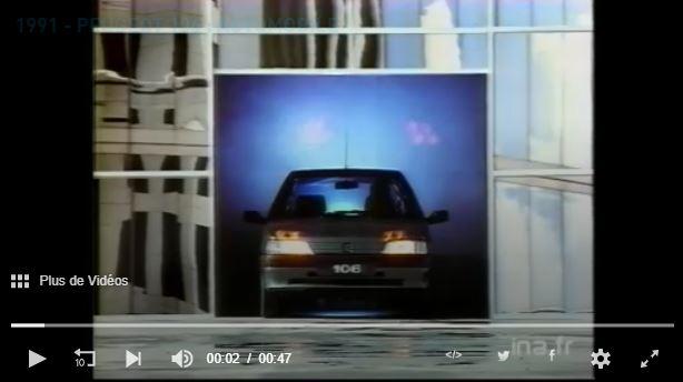 """[YOUNG TV] Vidéo du mois : Peugeot 106, """"la surprise de taille""""."""