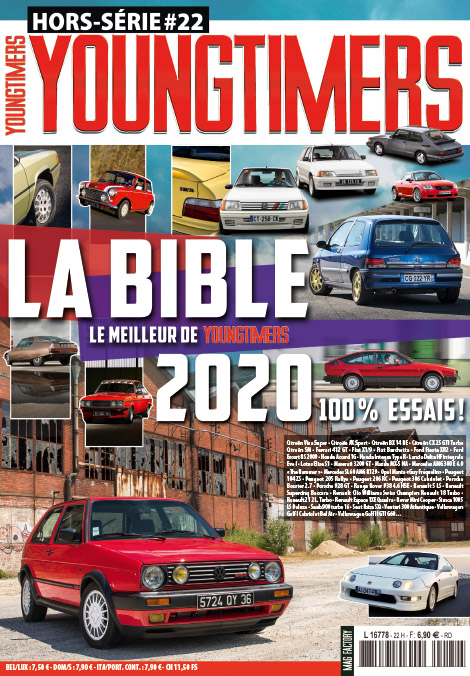Magazine Youngtimers n°112 septembre 2020