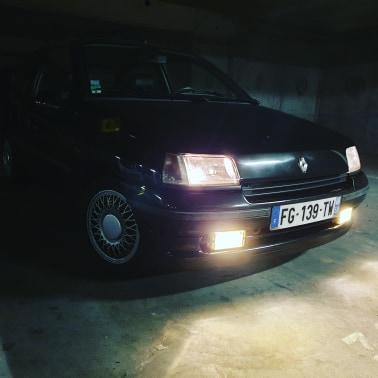 Renault Clio BACCARA 1.4