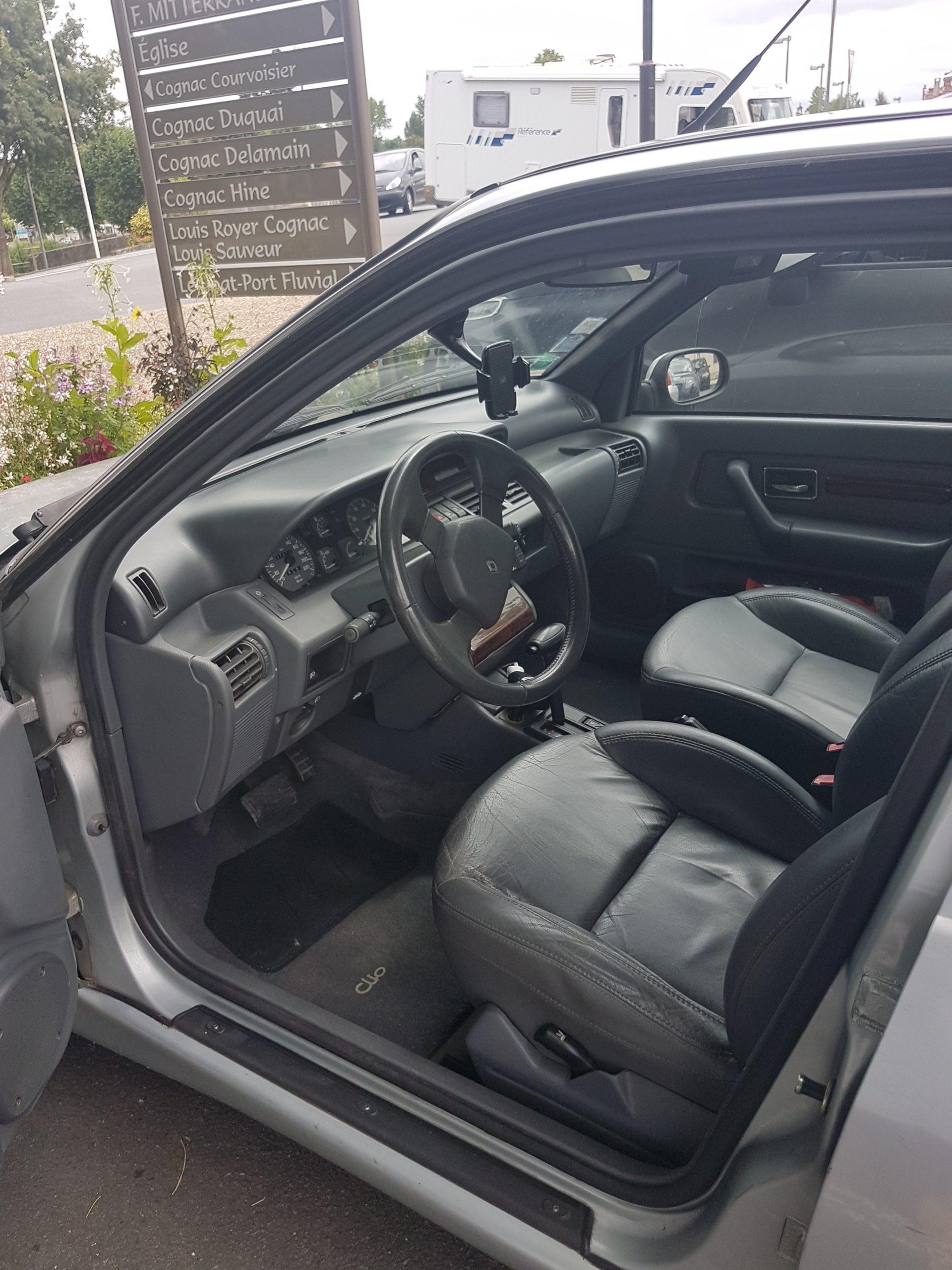 Renault Clio Baccara 1.8 L, BVA