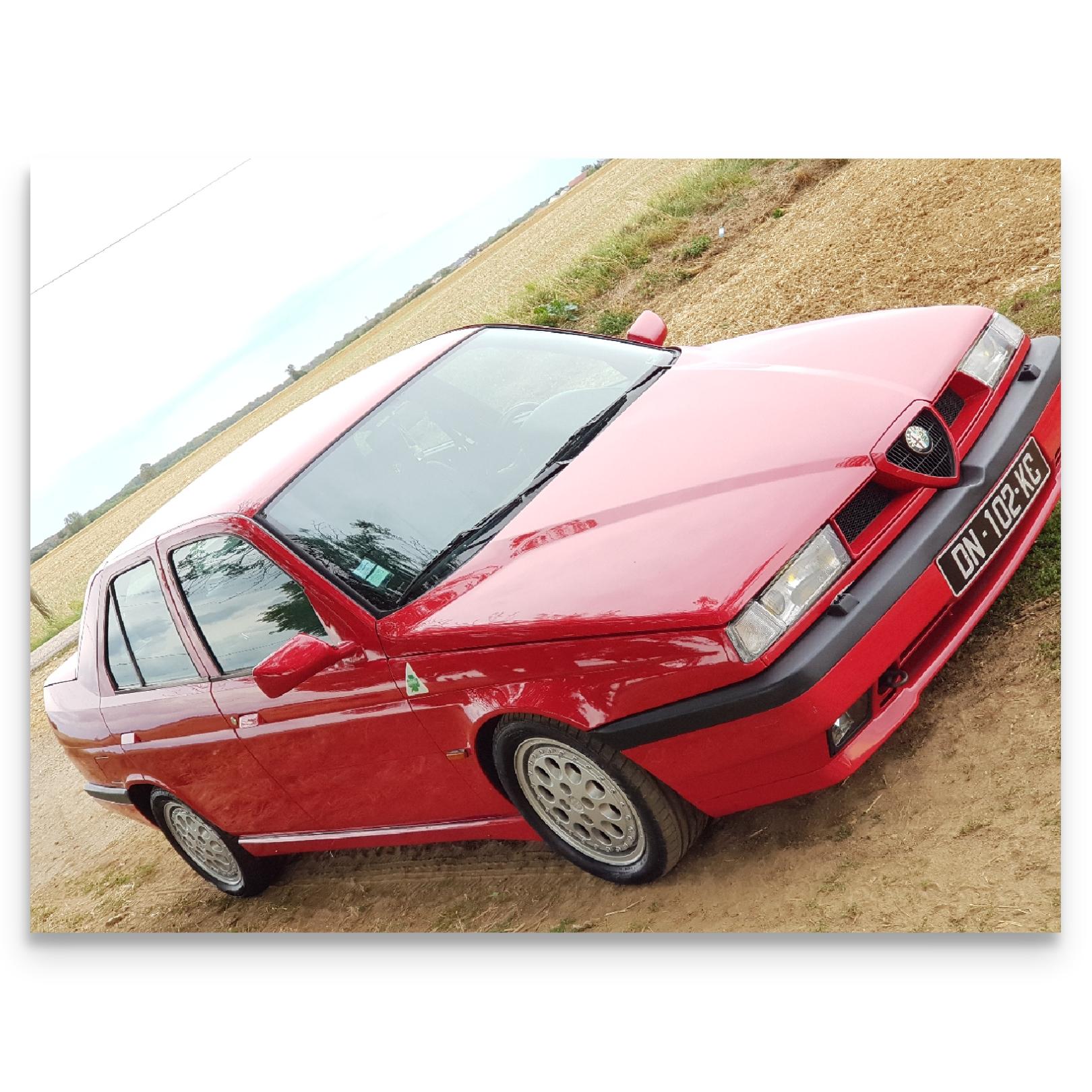 Alfa 155 Q4 16v turbo