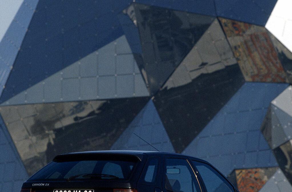 Un jour, une voiture : Citroën ZX