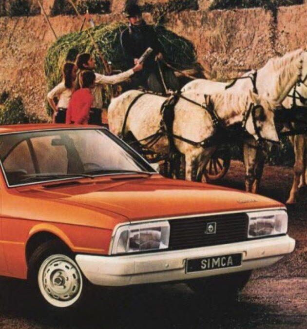 Un jour, une voiture : Chrysler-Simca 1307/1308