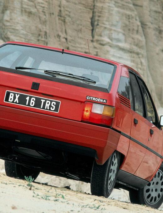 Un jour, une voiture : Citroën BX
