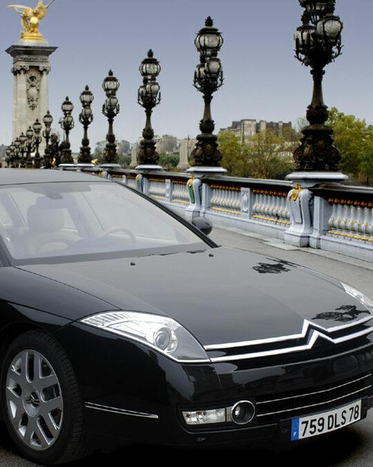 Un jour, une voiture : Citroën C6
