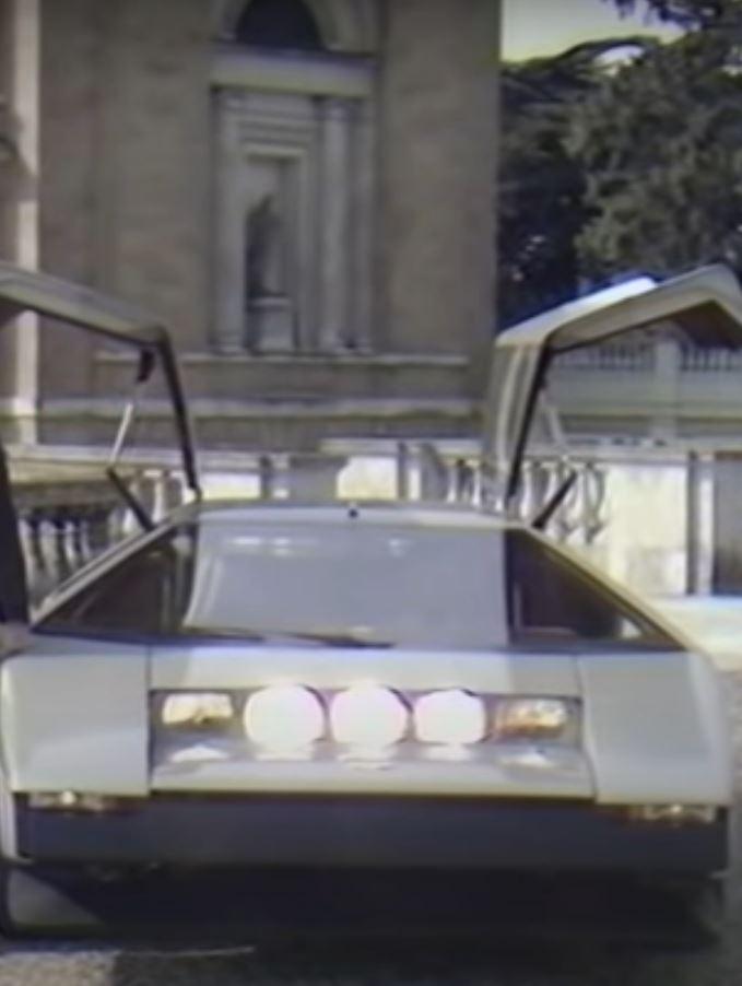 Un jour, une voiture : Aston Martin Bulldog