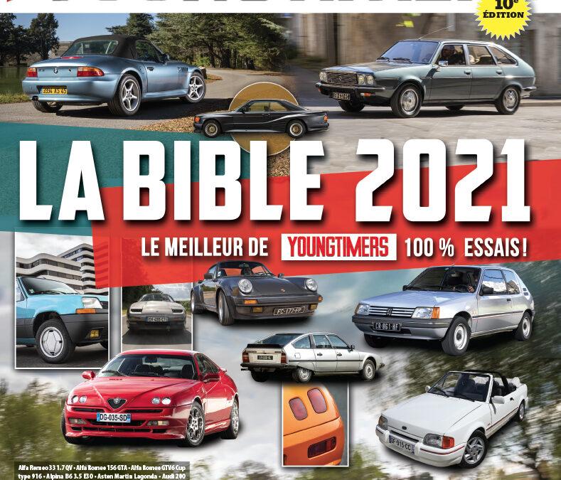 """Le hors-série estival """"Bible 2021"""" est en kiosques !"""