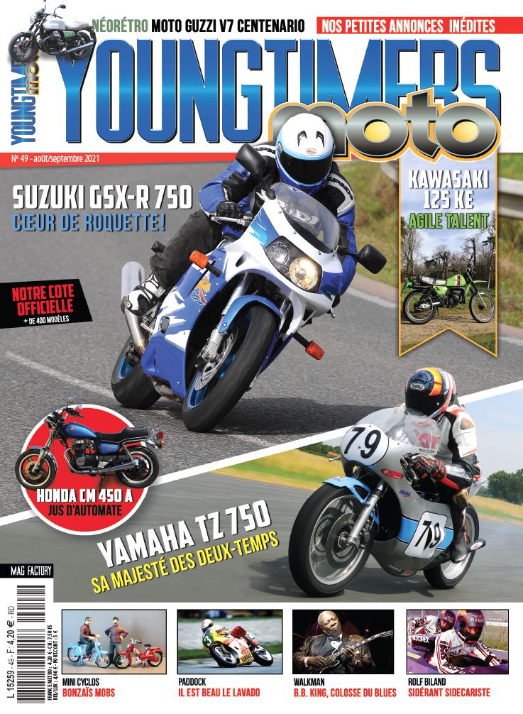 Youngtimers Moto n°49 est disponible !
