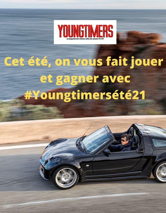 Jeu concours Youngtimers !