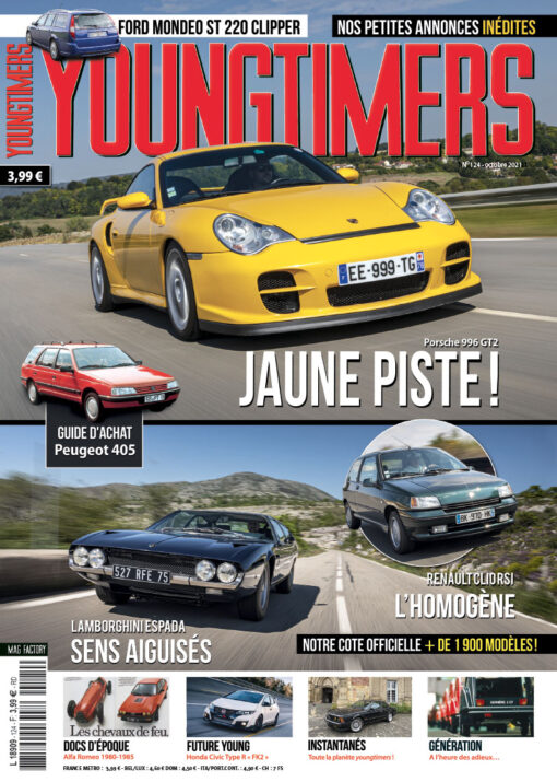 Youngtimers n°124