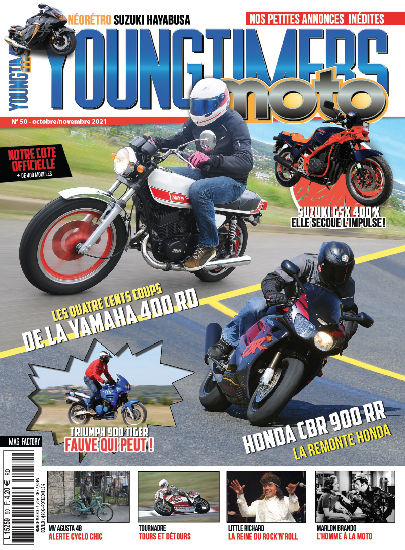 Youngtimers Moto n°49
