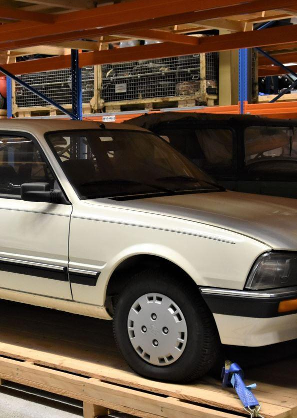 Un jour, une voiture : Peugeot 505 SXD familiale