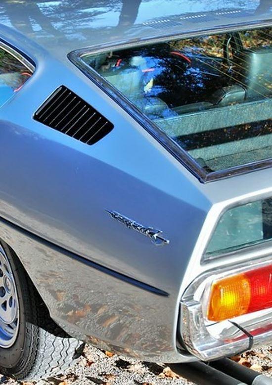 Un jour, une voiture : Lamborghini Espada